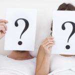 Las tres dudas más frecuentes en el sexo